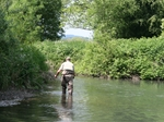 Fly Fishing Herefordshire Rivers