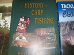 A History of Carp Fishing (Signed copy)