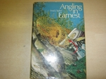 Angling in Earnest (Signed)